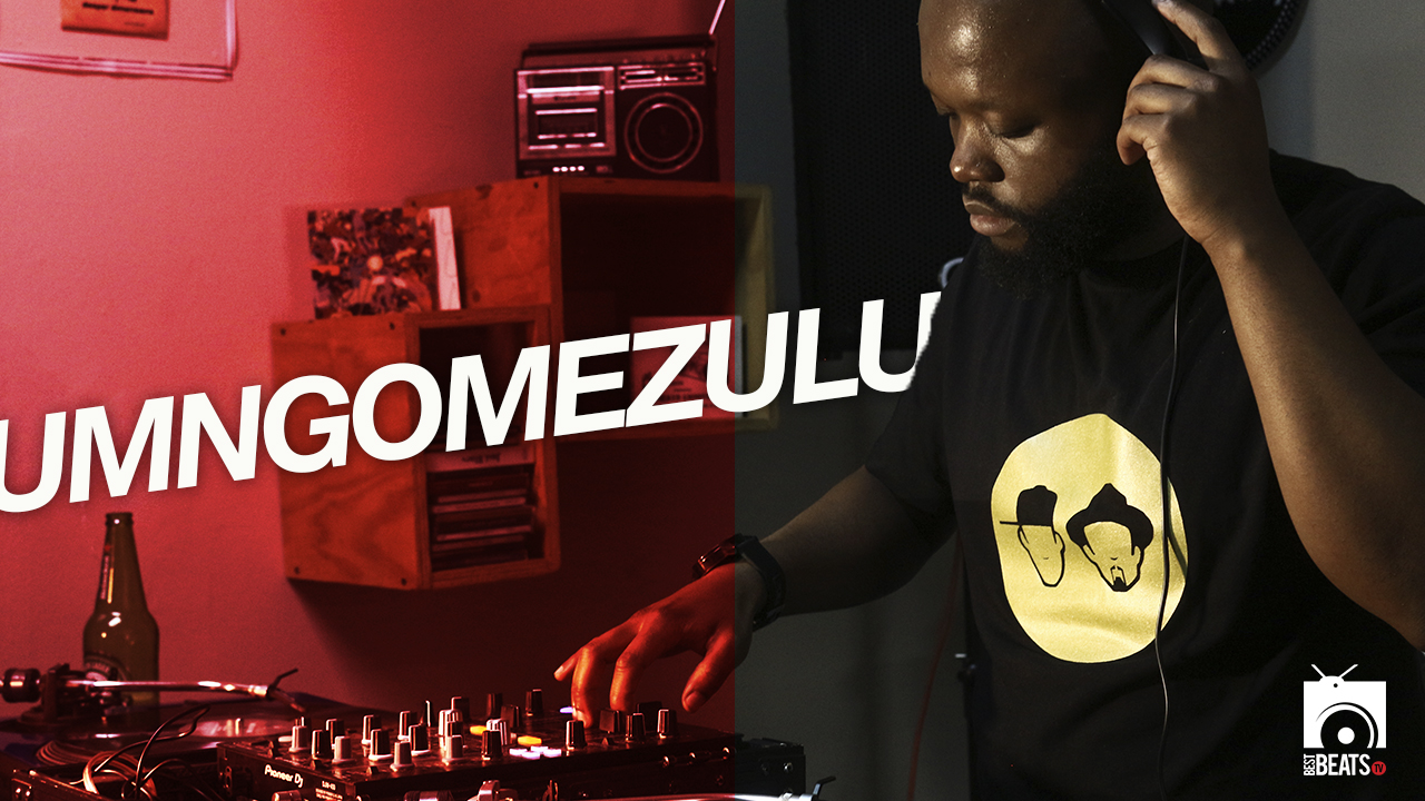 UMngomezulu with your #LunchTymMix