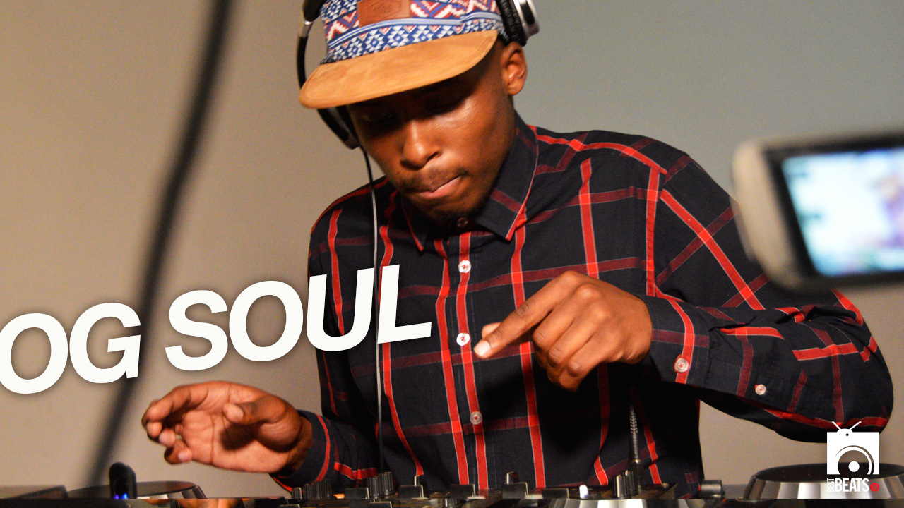 OG Soul with your #LunchTymMix