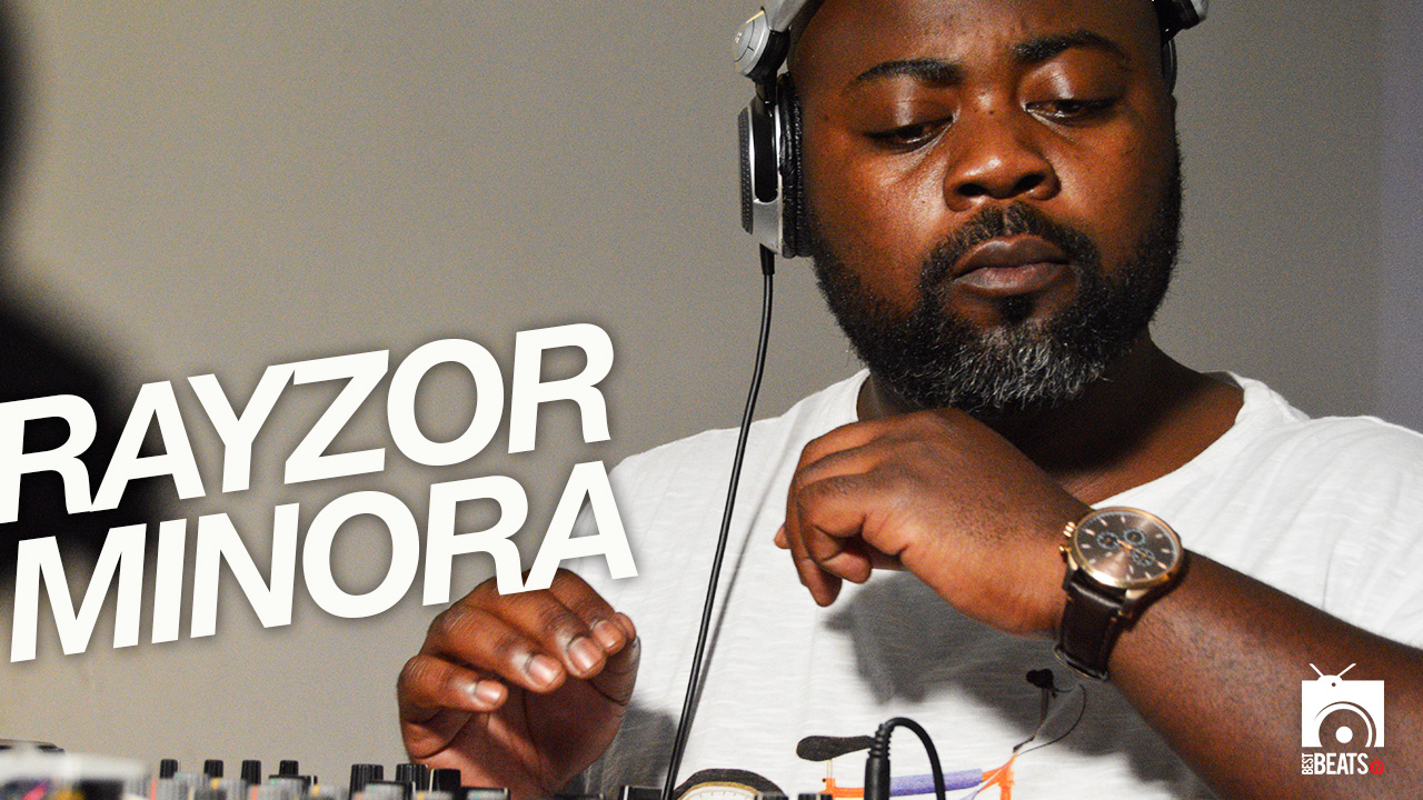 Rayzor Minora with your #LunchTymMix