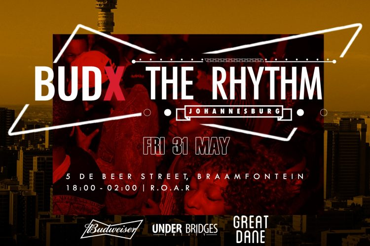 BudX The Rhythm Johannesburg