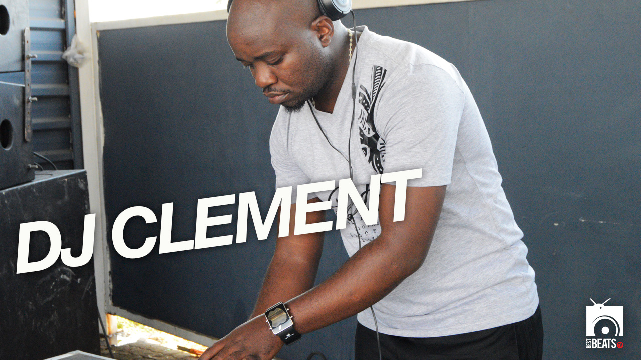 Dj Clement with ur LunchTymMix