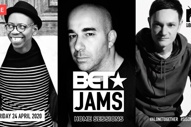 BET Jams Home Session | 24 April