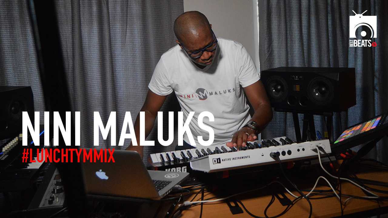 Nini Maluks with your #LunchTymMix | 15 April