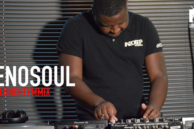 EnoSoul with your #LunchTymMix | 8 May